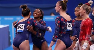 Here's who joins Simone Biles in gymnastics finals
