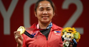 Philippines' First Olympic Gold Isn't Just a Sporting Victory. It Represents Much More.