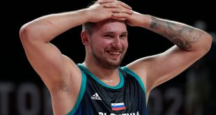 Luka drops 48 in Olympic debut, flirts with record