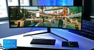Samsung's Massive Odyssey Neo G9 Is the New King of Gaming Monitors
