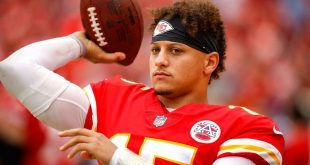 Chiefs' Mahomes buys stake in Sporting KC