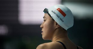 Swimming: Quah Ting Wen places last in 100m freestyle heat at Tokyo Olympics