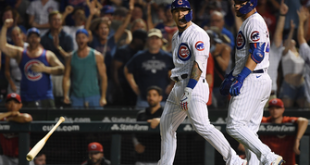 Anthony Rizzo goes 2-for-4 with a homer in Cubs' 6-5 victory over Reds