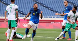 At Olympics, Matheus Cunha emerges as Brazil's potential future up front