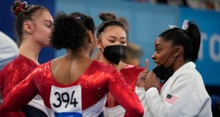 'You have to be 100%': Why Simone Biles withdrew from the team final