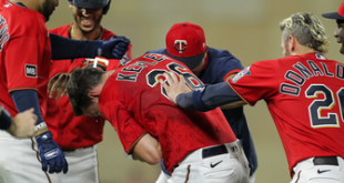 Max Kepler's RBI single gives Twins 6-5 walk-off win over Tigers