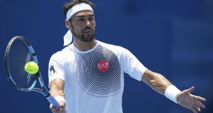 Fognini sorry for anti-gay slur used in tennis loss