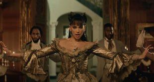 Dua Lipa Brings That 'Je Ne Sais Quoi' Energy In Pop Smoke's 'Demeanor' Video