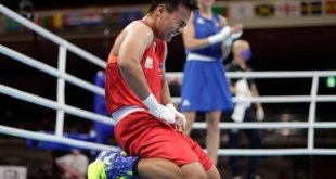 Petecio advances to gold medal fight in Tokyo Olympics