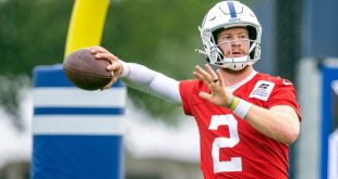 Source: Colts do expect Wentz back this season