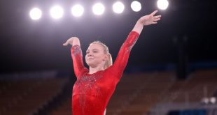 Jade Carey's wild path to the Olympic Games –