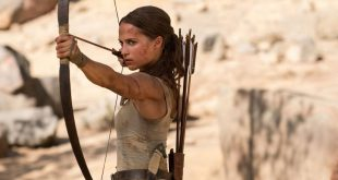 Tomb Raider's Alicia Vikander Has an Update About the Movie Sequel