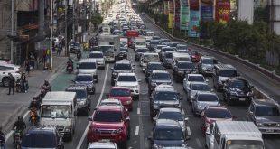Metro Manila number coding scheme remains suspended