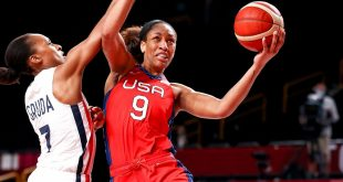 France tests Team USA women's basketball, Harrison takes silver by a sliver