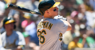 Matt Chapman's solo homer gives A's 2-0 victory over Angels