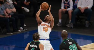 Knicks to re-sign Burks, sources say; Noel, too