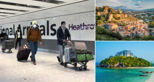 Holidays to France could be back on but more countries to move to red list
