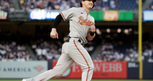 Orioles launch four homers in 7-1 rout of Yankees