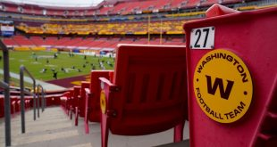 WFT bans Native American garb from stadium