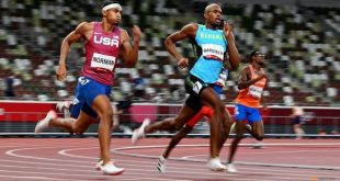 Olympics-Athletics-'Embarrassing and ridiculous'